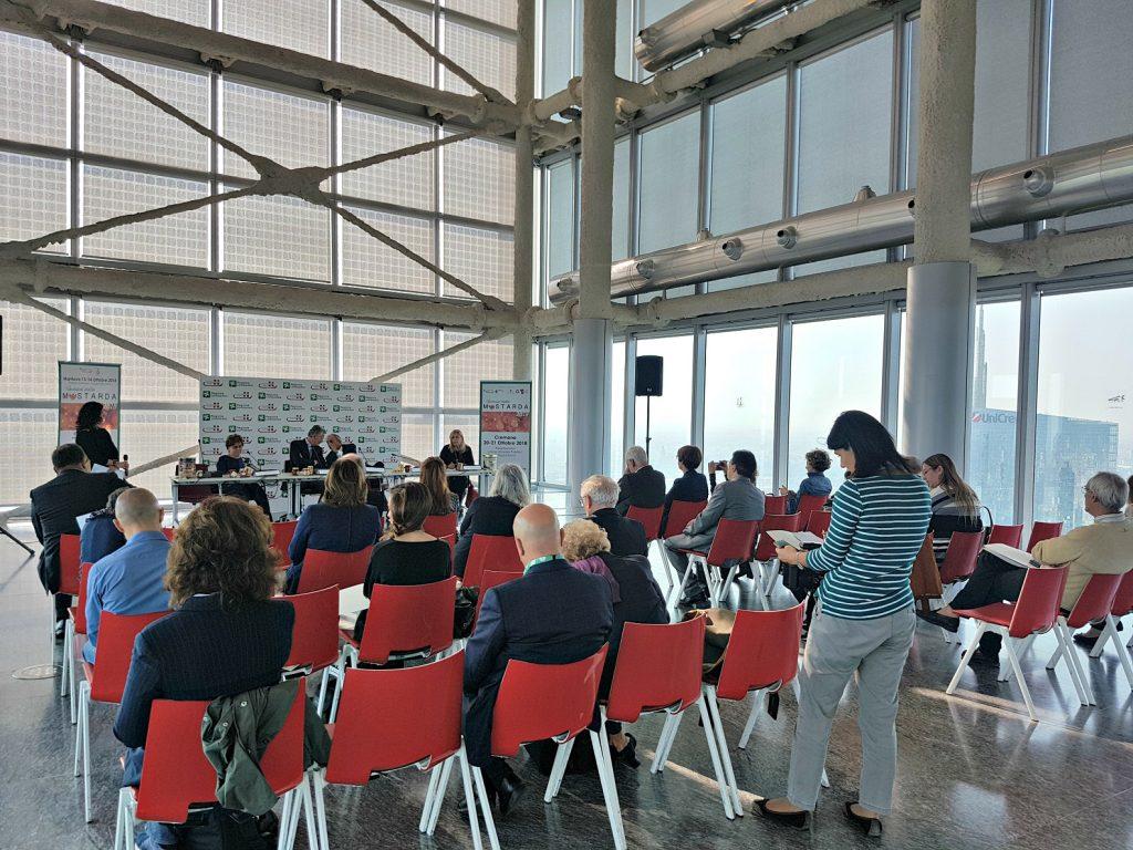 Conferenza stampa Festival della Mostarda 2018