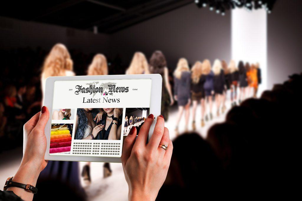Organizzazione evento Fashion Week