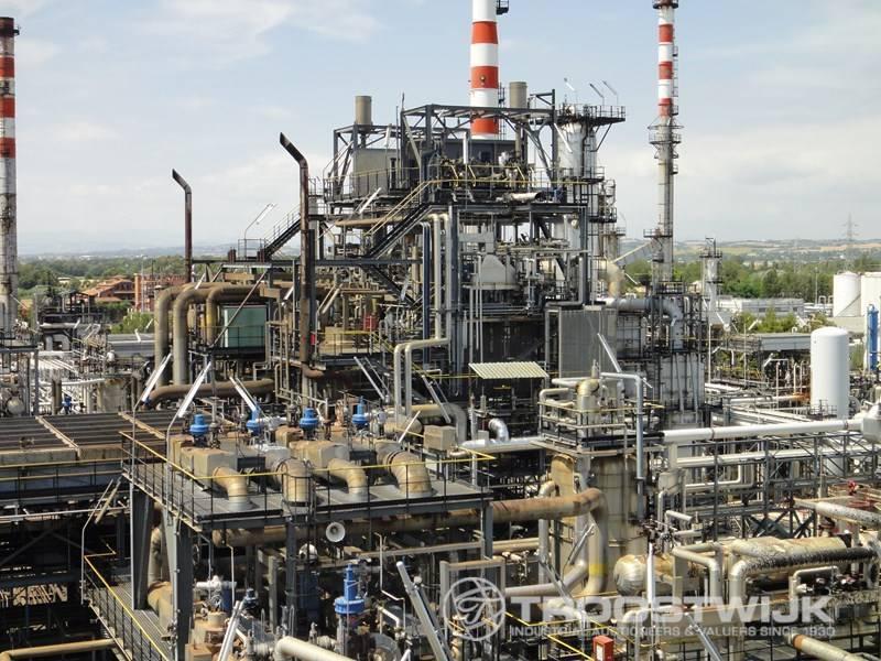 Troostwijk raffineria Falconara Marittima
